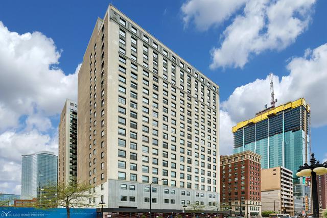 910 S Michigan Avenue #815, Chicago, IL 60605 (MLS #10050417) :: Littlefield Group