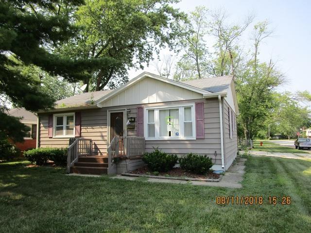 45 E Rose Street, Glenwood, IL 60425 (MLS #10050431) :: Domain Realty