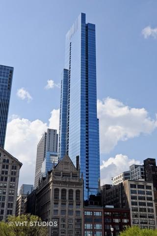 60 E Monroe Street #5403, Chicago, IL 60603 (MLS #10050491) :: Littlefield Group