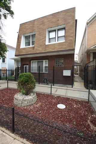 3650 W George Street, Chicago, IL 60618 (MLS #10050492) :: Domain Realty