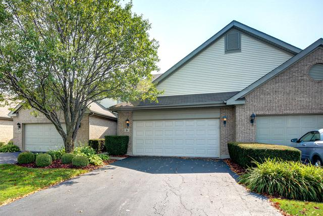 31 Corinth Court, Tinley Park, IL 60477 (MLS #10050510) :: The Wexler Group at Keller Williams Preferred Realty