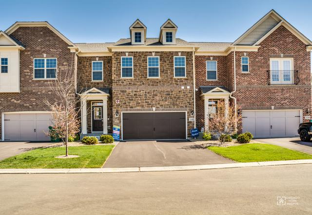 202 Belmont Drive, Lincolnshire, IL 60069 (MLS #10050514) :: The Schwabe Group