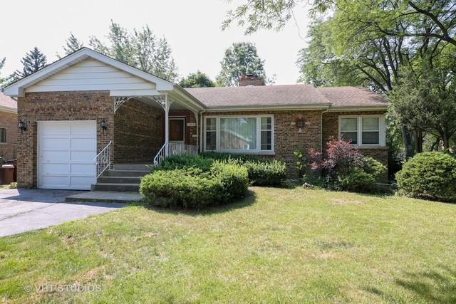 1665 186th Place, Homewood, IL 60430 (MLS #10050565) :: The Wexler Group at Keller Williams Preferred Realty