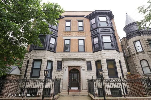 813 W Oakdale Avenue G, Chicago, IL 60657 (MLS #10050593) :: Domain Realty