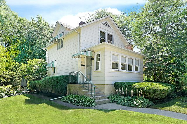 2135 Lake Avenue, Wilmette, IL 60091 (MLS #10050739) :: The Spaniak Team