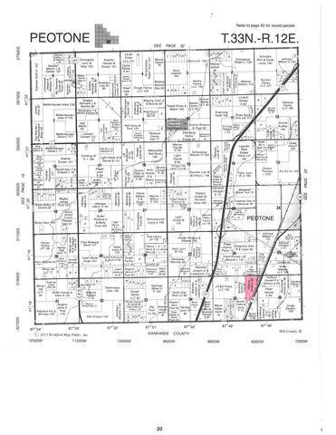 Sec 35 & 36, Twp 33N, R 12E, Peotone, IL 60468 (MLS #10050749) :: Littlefield Group