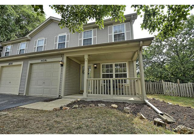14226 S Napa Circle, Plainfield, IL 60544 (MLS #10050754) :: The Wexler Group at Keller Williams Preferred Realty