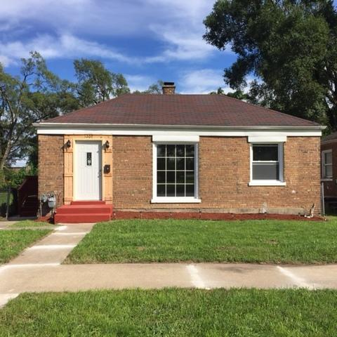 1207 Lincoln Avenue, Chicago Heights, IL 60411 (MLS #10050757) :: The Spaniak Team