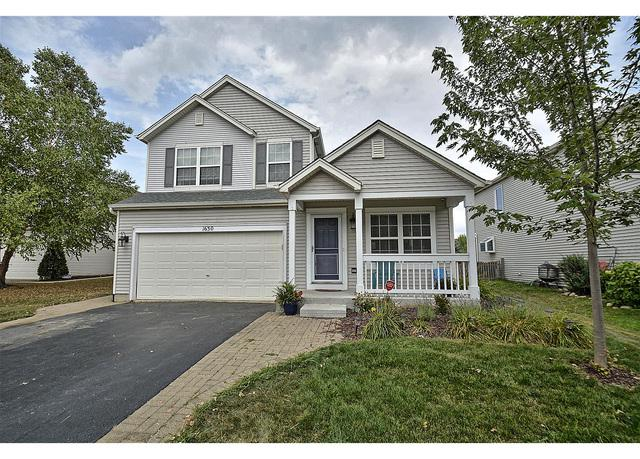 1630 Clover Court, Romeoville, IL 60446 (MLS #10050779) :: The Wexler Group at Keller Williams Preferred Realty
