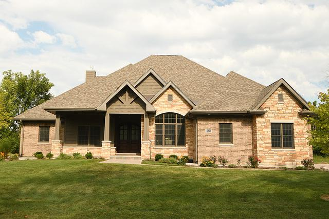 12909 S Arbor Court, Palos Park, IL 60464 (MLS #10050820) :: The Spaniak Team