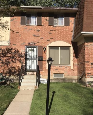 2073 Lioncrest Drive, Richton Park, IL 60471 (MLS #10050835) :: Domain Realty