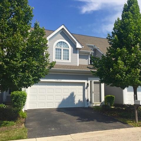 1742 W Ethans Glen Drive, Palatine, IL 60067 (MLS #10050957) :: Littlefield Group