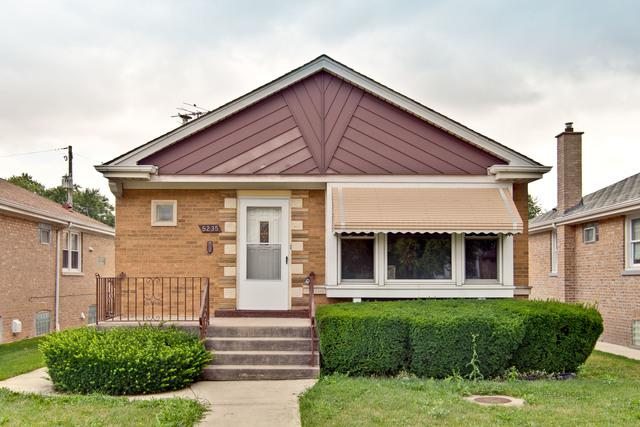 5235 S Ridgeway Avenue, Chicago, IL 60632 (MLS #10050980) :: Domain Realty