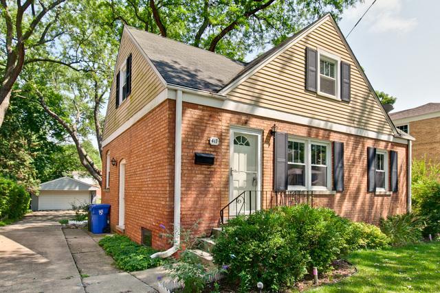 417 N Maple Street, Mount Prospect, IL 60056 (MLS #10051067) :: Littlefield Group