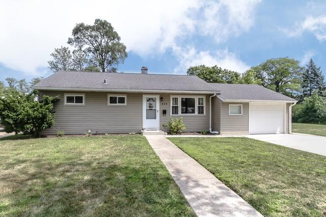 433 Rose Street, Bensenville, IL 60106 (MLS #10051096) :: The Jacobs Group