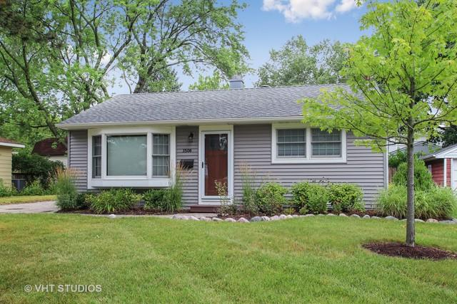 3506 Thrush Lane, Rolling Meadows, IL 60008 (MLS #10051117) :: Domain Realty