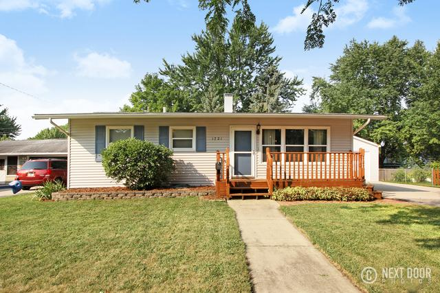 1721 Oakwood Avenue, Dekalb, IL 60115 (MLS #10051143) :: The Spaniak Team