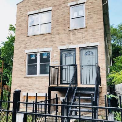 2810 W Flournoy Street, Chicago, IL 60612 (MLS #10051252) :: Domain Realty