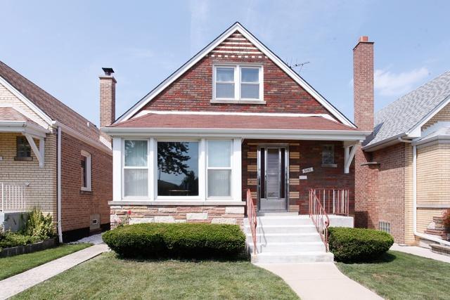 5142 S Leclaire Avenue, Chicago, IL 60638 (MLS #10051272) :: Littlefield Group