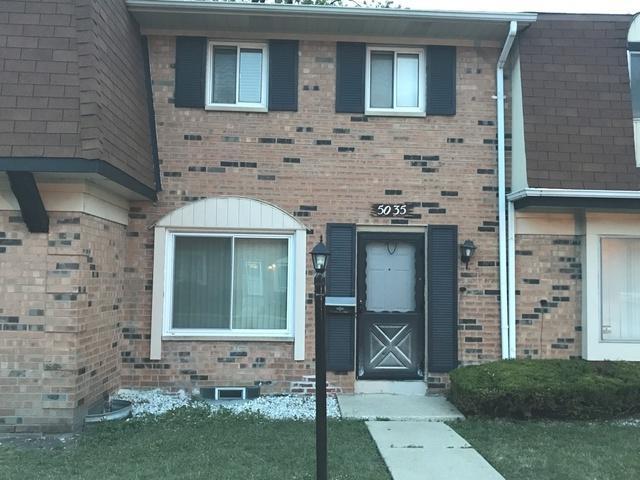 5035 Brighton Lane, Richton Park, IL 60471 (MLS #10051410) :: Domain Realty