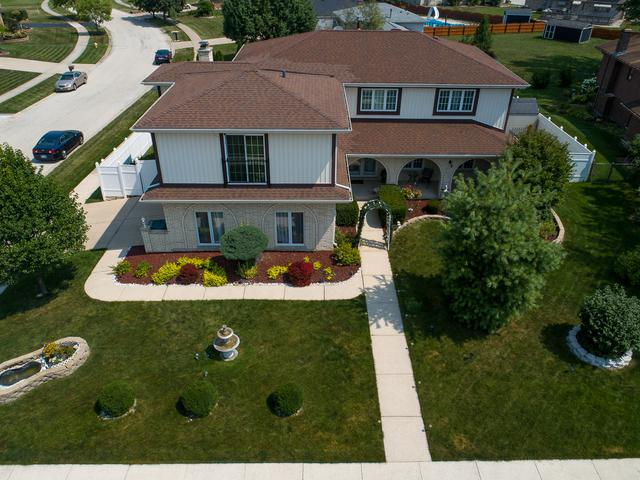 10040 E Tanglewood Court, Palos Park, IL 60464 (MLS #10051430) :: The Spaniak Team
