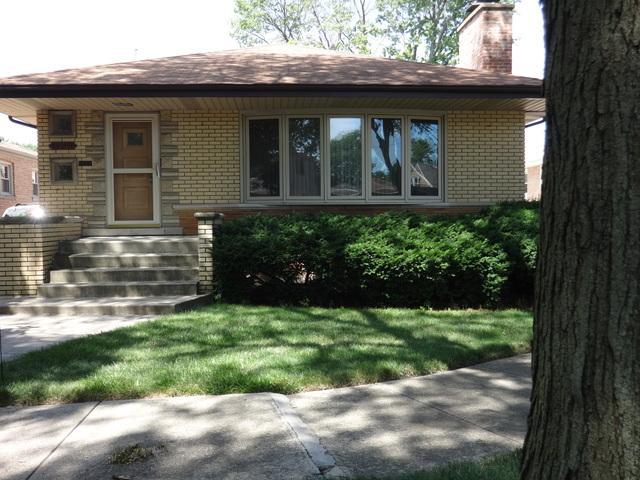 10620 S Avers Avenue, Chicago, IL 60655 (MLS #10051497) :: The Spaniak Team