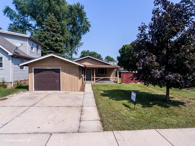 12753 Mozart Street, Blue Island, IL 60406 (MLS #10051510) :: The Jacobs Group