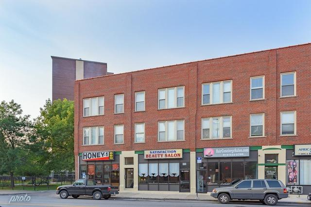 746 E 43RD Street 2W, Chicago, IL 60653 (MLS #10051524) :: The Mattz Mega Group