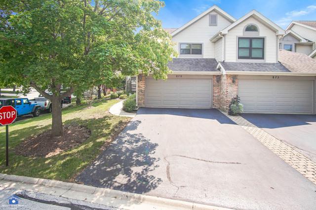 879 N Auburn Woods Drive, Palatine, IL 60067 (MLS #10051534) :: Littlefield Group