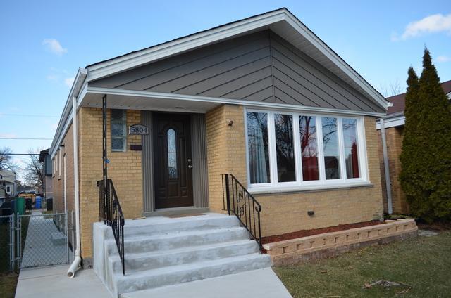 5804 S Newcastle Avenue, Chicago, IL 60638 (MLS #10051567) :: Littlefield Group