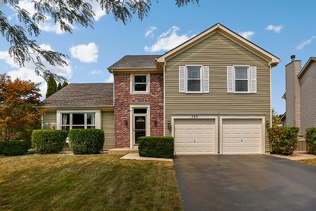 720 Countryside Drive, Bolingbrook, IL 60490 (MLS #10051678) :: The Wexler Group at Keller Williams Preferred Realty