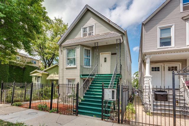 2936 N Allen Avenue, Chicago, IL 60618 (MLS #10051778) :: Littlefield Group