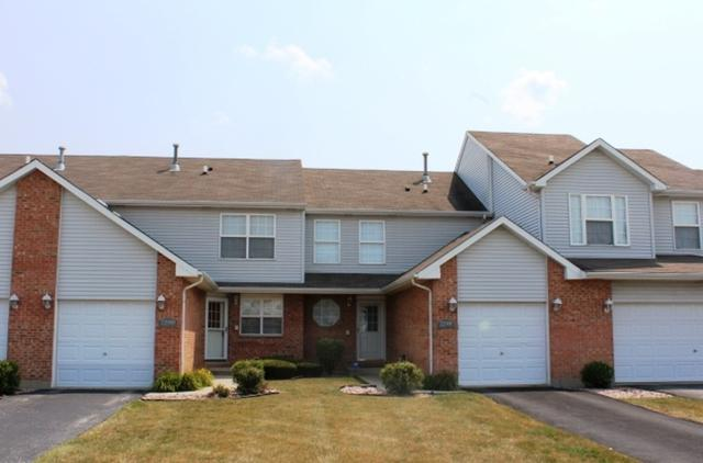 22989 Westwind Drive, Richton Park, IL 60471 (MLS #10051850) :: Domain Realty