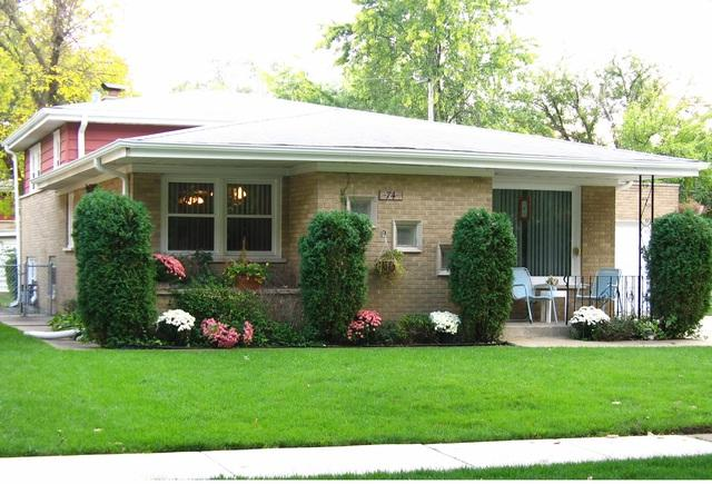 74 Rosewood Lane, Chicago Heights, IL 60411 (MLS #10051929) :: The Spaniak Team