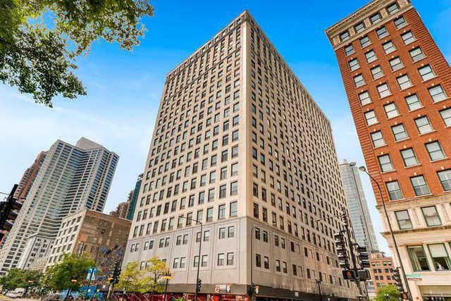 910 S Michigan Avenue #1505, Chicago, IL 60605 (MLS #10051988) :: Littlefield Group