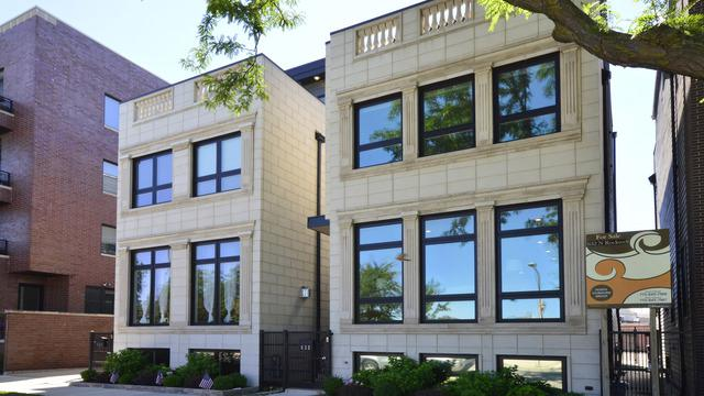 632 N Rockwell Street, Chicago, IL 60612 (MLS #10052083) :: The Perotti Group