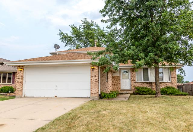8809 Obrien Drive, Orland Hills, IL 60487 (MLS #10052183) :: The Jacobs Group