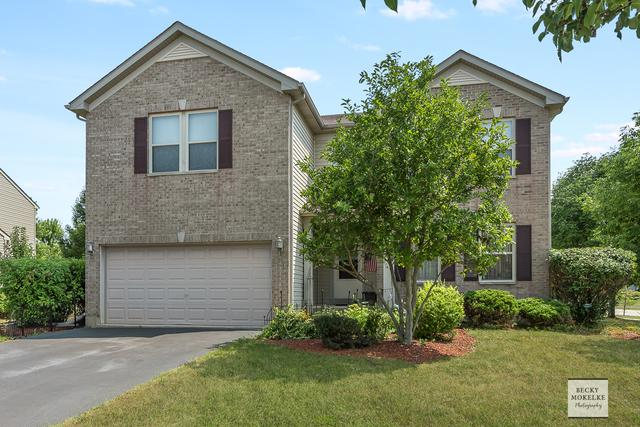 1018 Butterfield Cir East Circle, Shorewood, IL 60404 (MLS #10052203) :: The Spaniak Team
