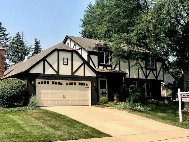 1626 Orth Drive, Wheaton, IL 60189 (MLS #10052231) :: Domain Realty