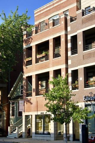 4045 N Damen Avenue #4, Chicago, IL 60618 (MLS #10052305) :: Domain Realty