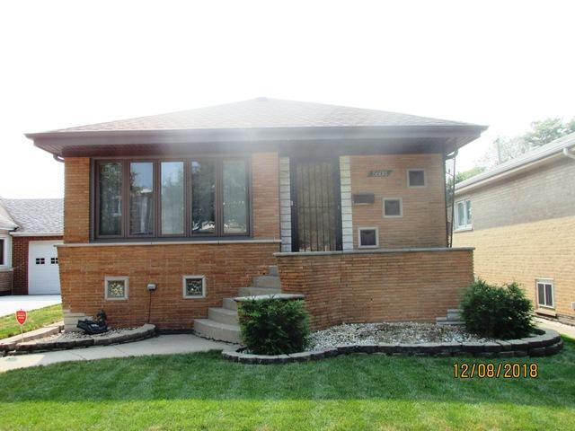 5608 S Mayfield Avenue, Chicago, IL 60638 (MLS #10052311) :: The Spaniak Team
