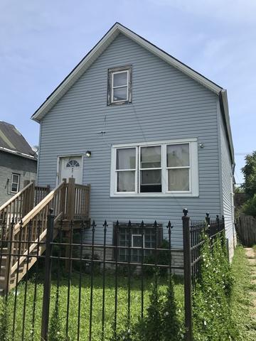 5415 S Marshfield Avenue, Chicago, IL 60609 (MLS #10052314) :: Domain Realty
