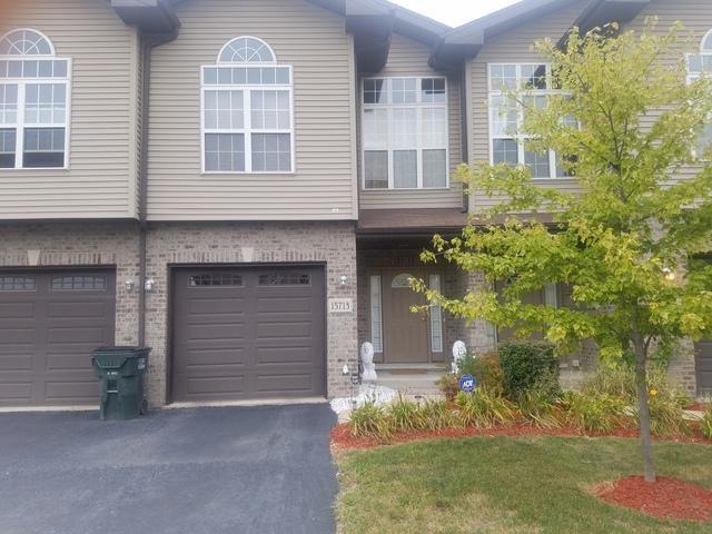 15713 Kedzie Avenue, Markham, IL 60428 (MLS #10052336) :: Domain Realty