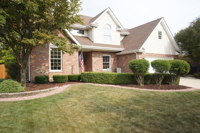 632 Bishops Gate, New Lenox, IL 60451 (MLS #10052345) :: The Wexler Group at Keller Williams Preferred Realty