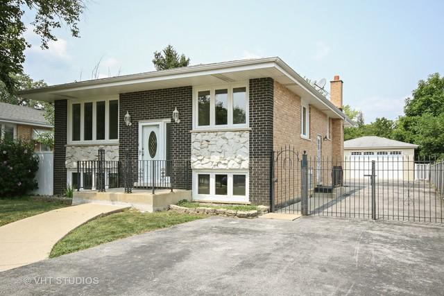 8032 W 99th Street, Palos Hills, IL 60465 (MLS #10052359) :: The Jacobs Group