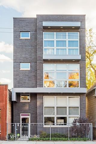 2207 W Belmont Avenue #2, Chicago, IL 60618 (MLS #10052430) :: Domain Realty