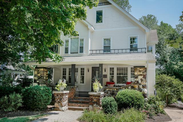 571 N Main Street, Glen Ellyn, IL 60137 (MLS #10052530) :: The Wexler Group at Keller Williams Preferred Realty