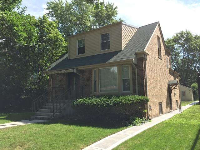 2327 N Oak Park Avenue, Chicago, IL 60707 (MLS #10052583) :: Littlefield Group