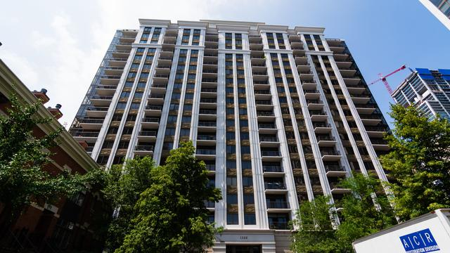 1322 S Prairie Avenue #1305, Chicago, IL 60605 (MLS #10052633) :: Domain Realty