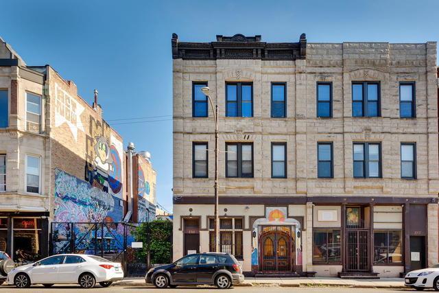 2315 North Avenue, Chicago, IL 60647 (MLS #10052701) :: The Perotti Group